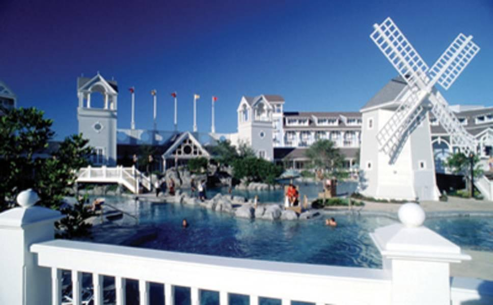 Holidays at Disney's Beach Club Villas in Disney, Florida