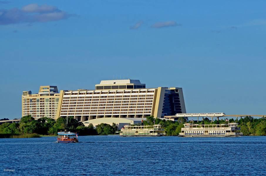 Holidays at Disney's Contemporary Resort in Disney, Florida
