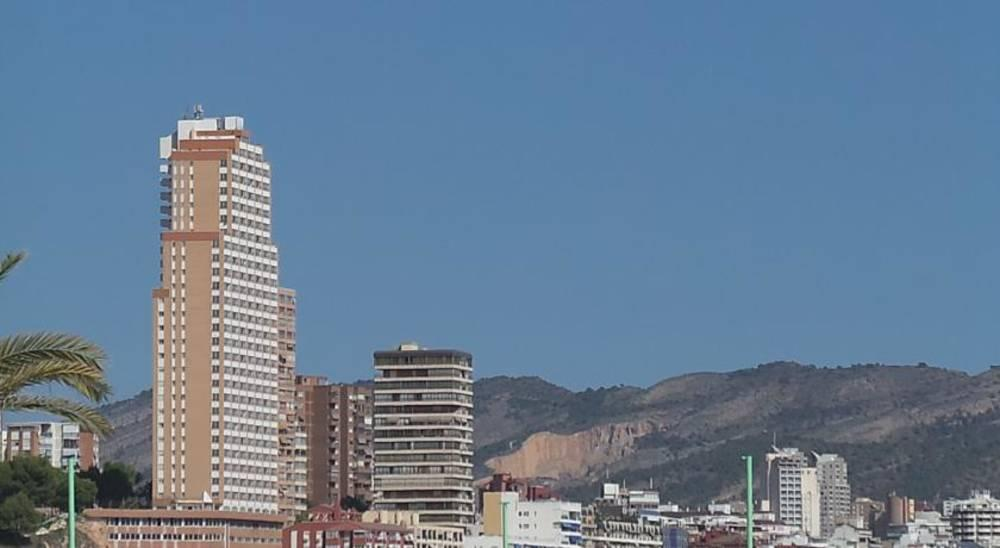 Holidays at Beni Beach Apartments in Benidorm, Costa Blanca