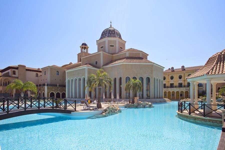 Melia Villaitana Resort Benidorm Costa Blanca Spain