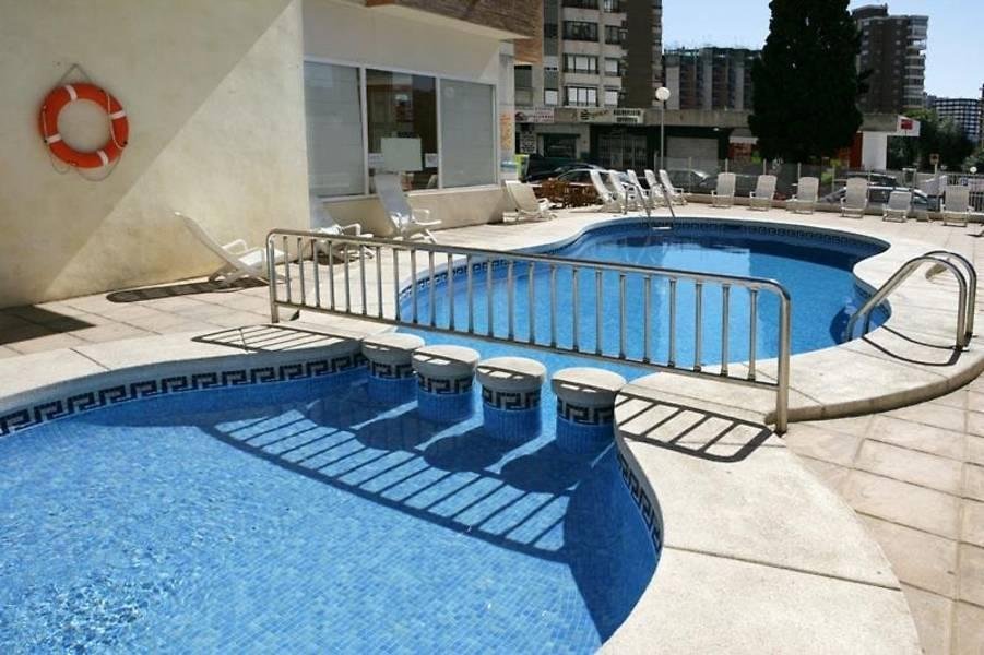 Holidays at Benimar Apartments in Benidorm, Costa Blanca