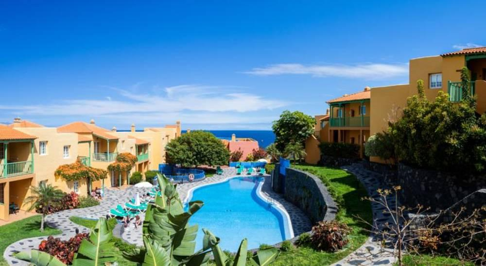 Holidays at La Caleta Apartments in Playa De Los Cancajos, La Palma