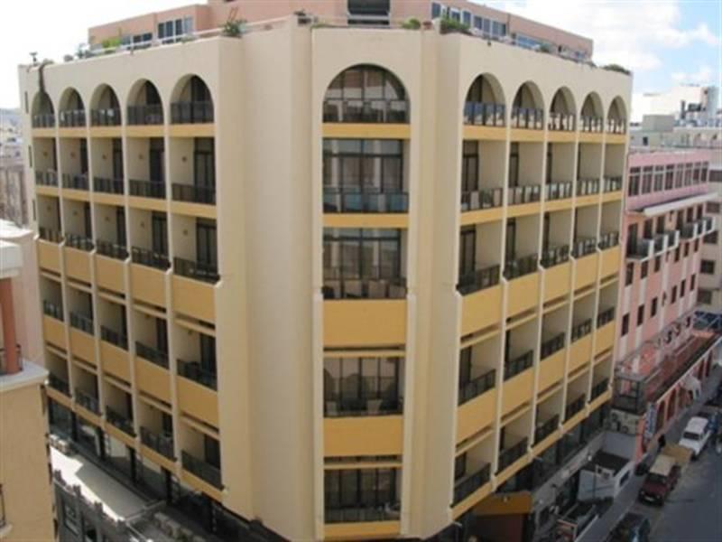 Holidays at Burlington Apartments in St Julians, Malta