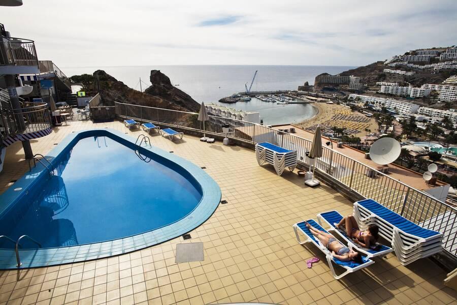Holidays at Miriam Apartments in Puerto Rico, Gran Canaria