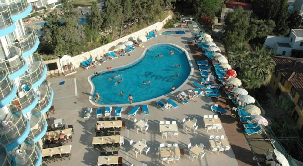 Holidays at Arora Hotel in Kusadasi, Bodrum Region