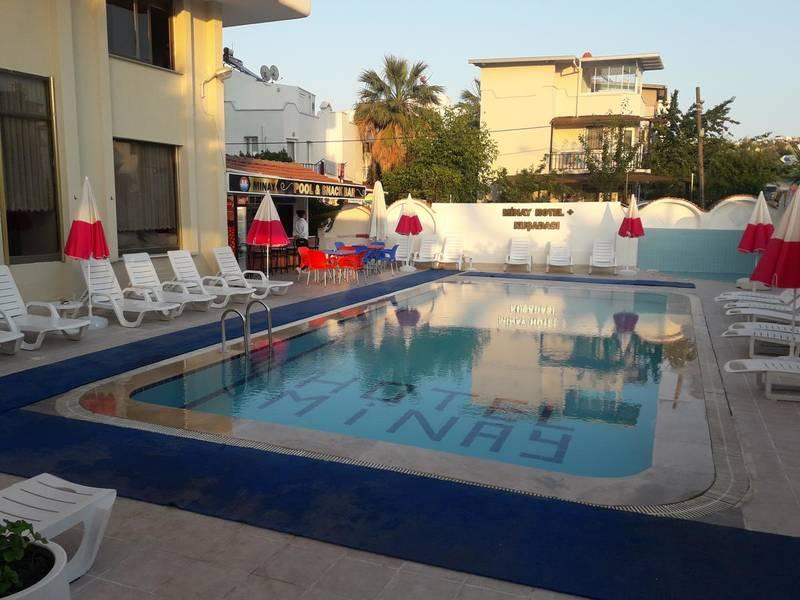 Holidays at Minay Hotel in Kusadasi, Bodrum Region