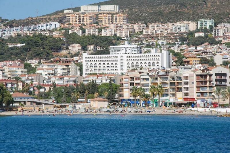 Holidays at Golden Day Wings Hotel in Kusadasi, Bodrum Region