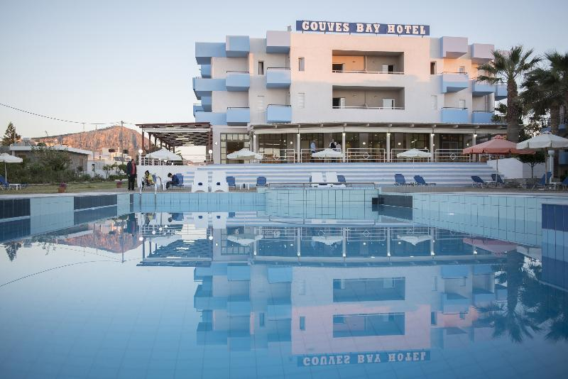 Super Gouves Bay Hotel, Gouves, Crete, Greece. Book Gouves Bay Hotel online MK19