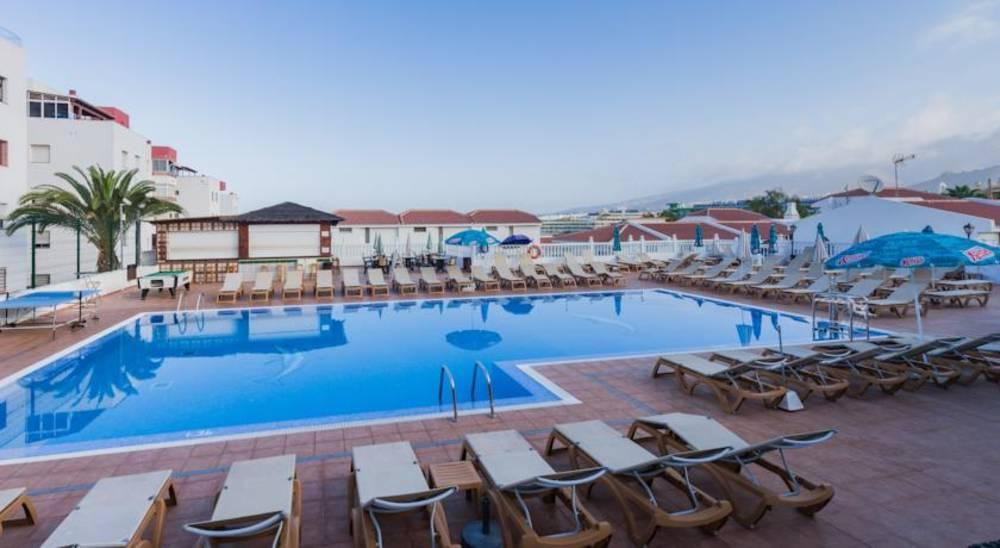 Holidays at Tinerfe Garden Apartments in San Eugenio, Costa Adeje