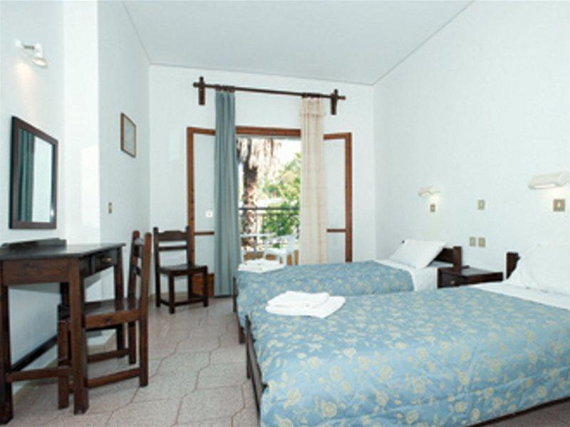 Holidays at Jessica Apartments in Kavos, Corfu