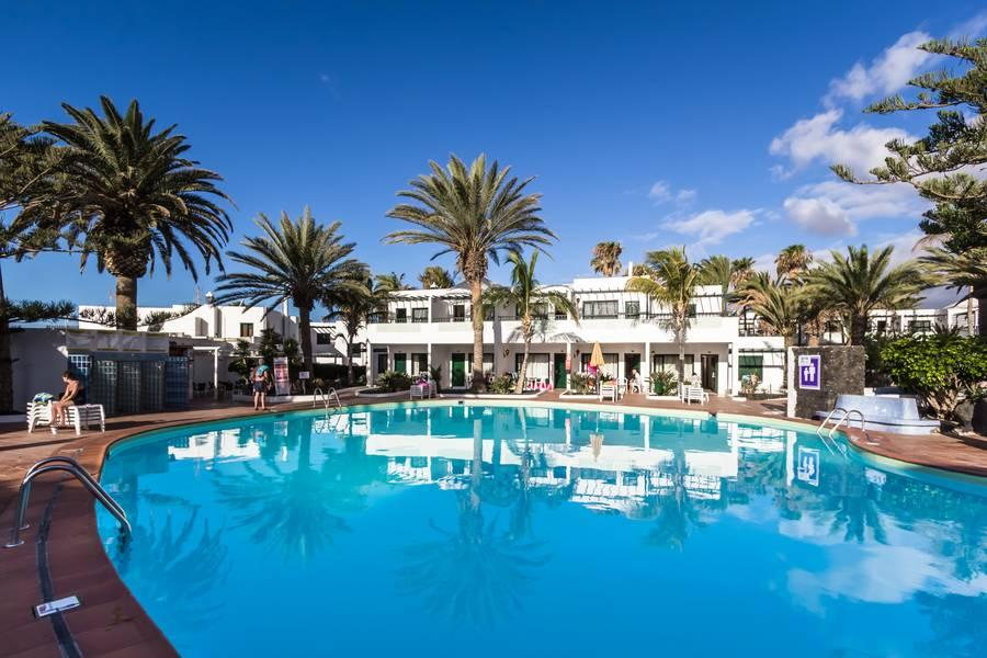 Holidays at Labranda Playa Club Apartments in Puerto del Carmen, Lanzarote