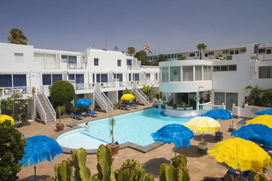 Holidays at San Francisco Park Resort in Puerto del Carmen, Lanzarote