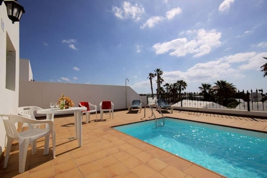 Holidays at Salinas De Matagorda Villas in Matagorda, Lanzarote