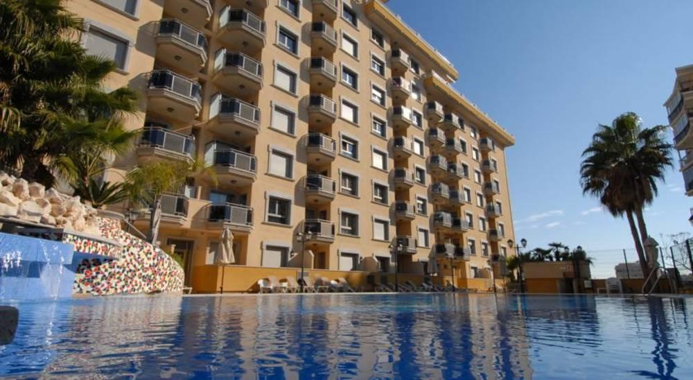 Holidays at Mediterraneo Real Apartments in Fuengirola, Costa del Sol