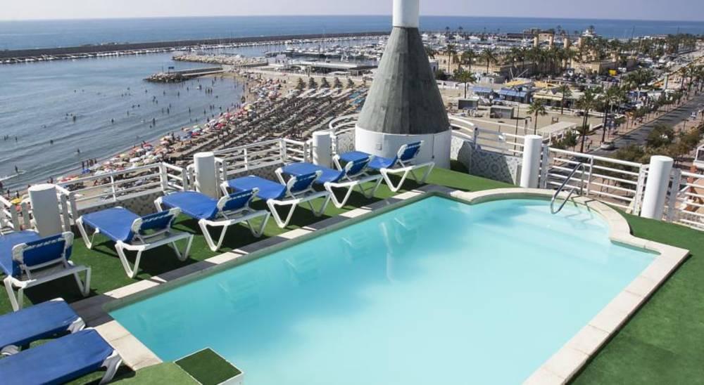 Holidays at Villa de Laredo Hotel in Fuengirola, Costa del Sol
