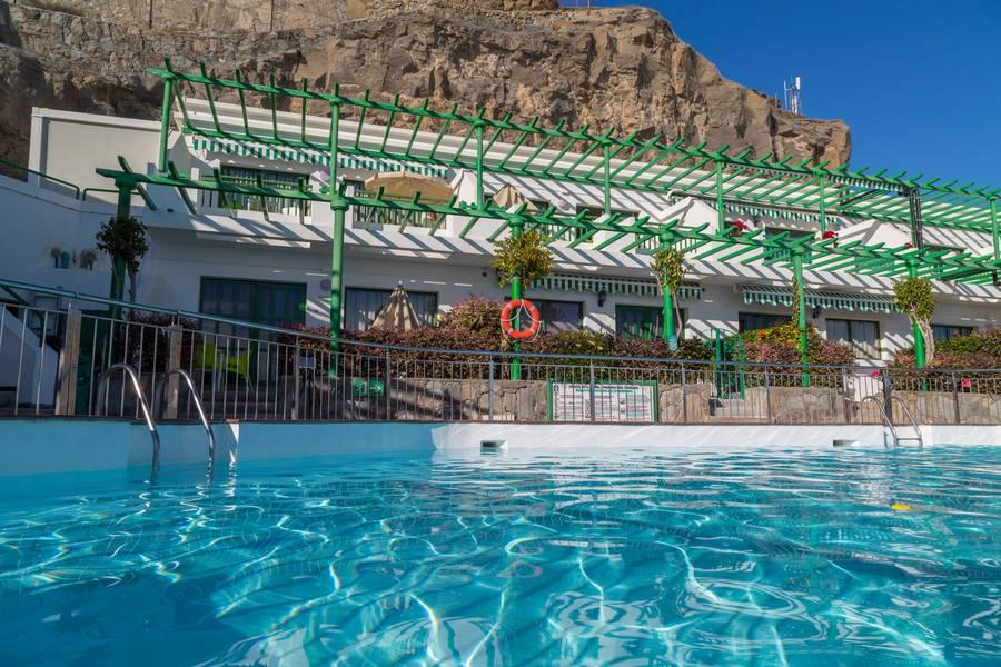 Holidays at Los Veleros Apartments in Puerto Rico, Gran Canaria