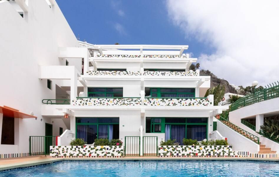 Holidays at Porlamar Apartments in Puerto Rico, Gran Canaria