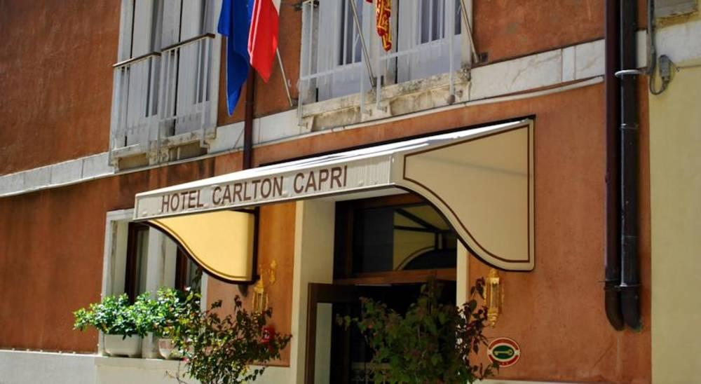 Holidays at Carlton Capri Hotel in Venice, Italy