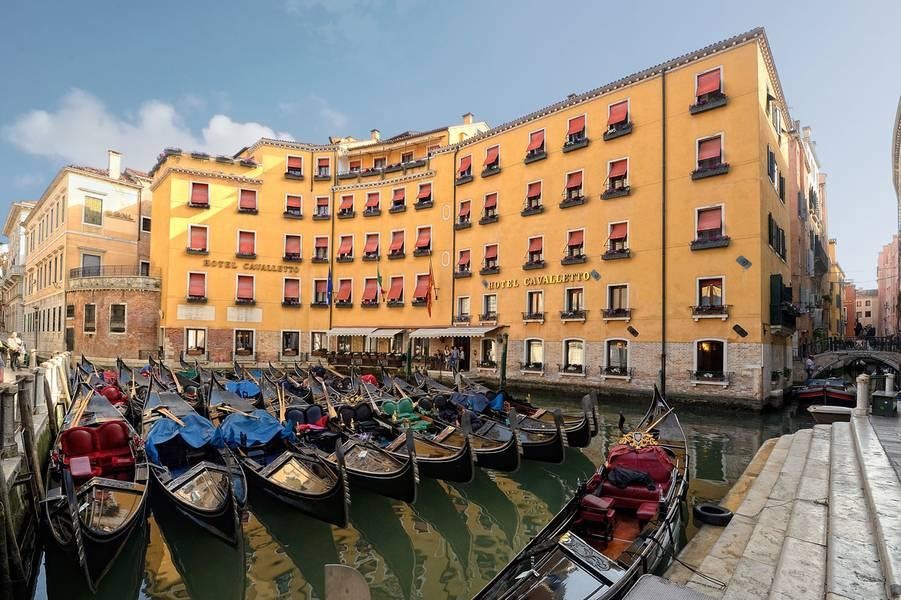 Holidays at Best Western Cavalletto & Doge Orseolo Hotel in Venice, Italy