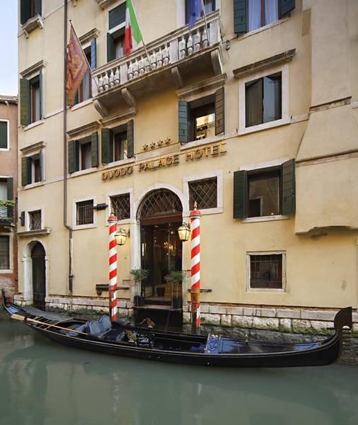 Holidays at Duodo Palace Hotel in Venice, Italy