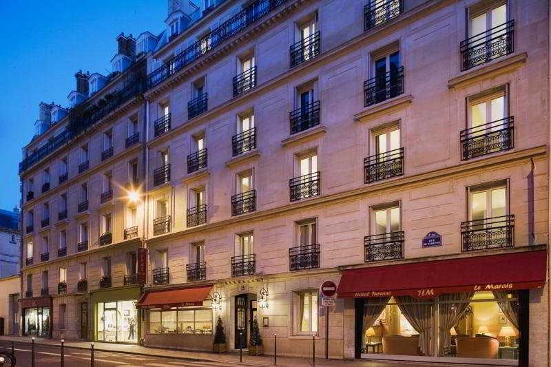 Holidays at Turenne Marais Hotel in Notre Dame & Halles Marais (Arr 2, 3 & 4), Paris