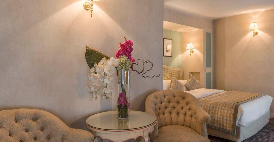 Belloy Saint Germain Hotel