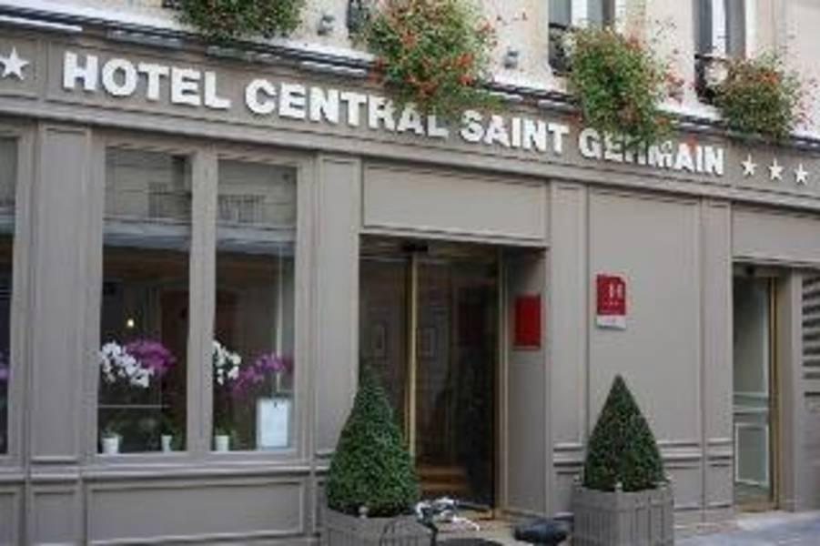 Holidays at Central Saint Germain Hotel in Latin Quarter & St Germain (Arr 5 & 6), Paris