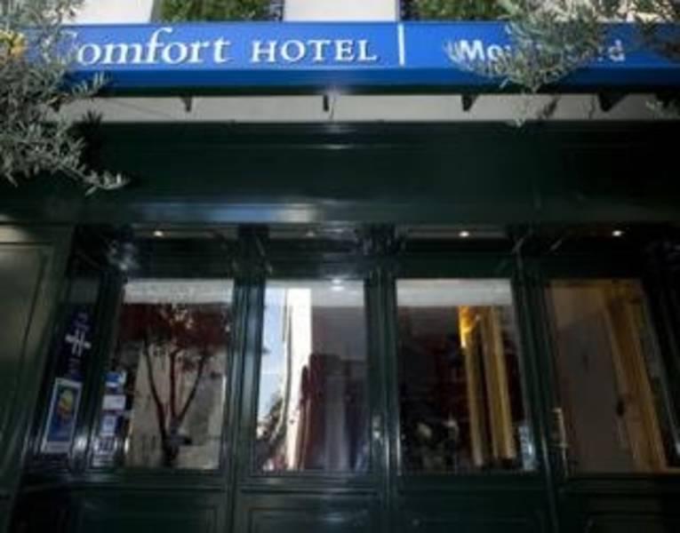 Holidays at Comfort Hotel Mouffetard-Latin Quarter in Latin Quarter & St Germain (Arr 5 & 6), Paris