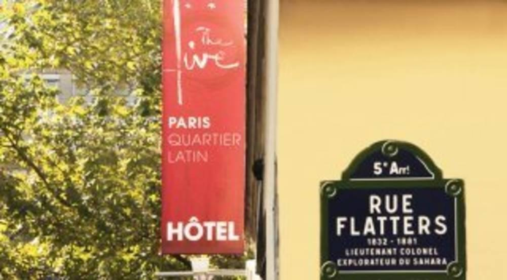 Holidays at Five Hotel in Latin Quarter & St Germain (Arr 5 & 6), Paris