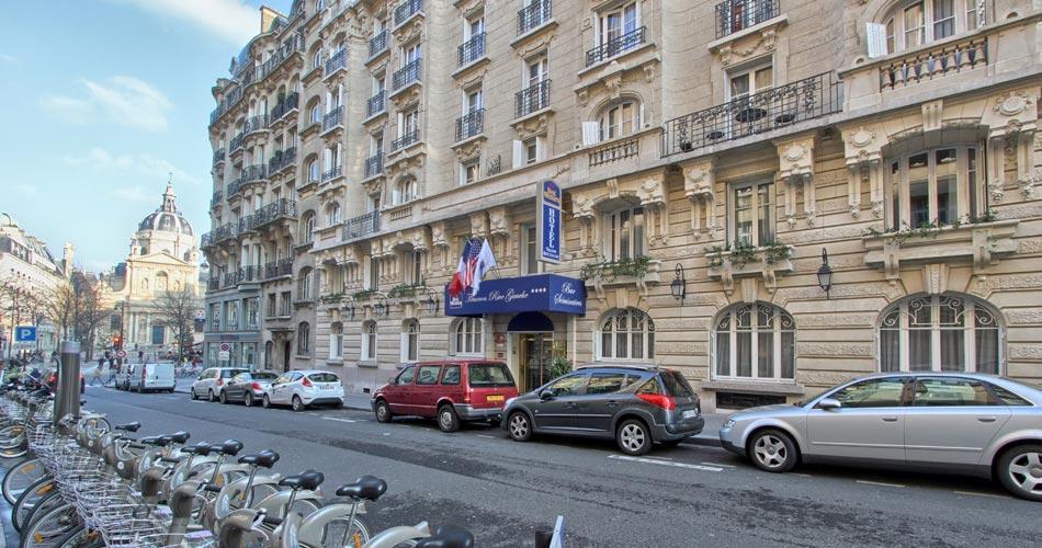 Holidays at Best Western Trianon Rive Gauche Hotel in Latin Quarter & St Germain (Arr 5 & 6), Paris