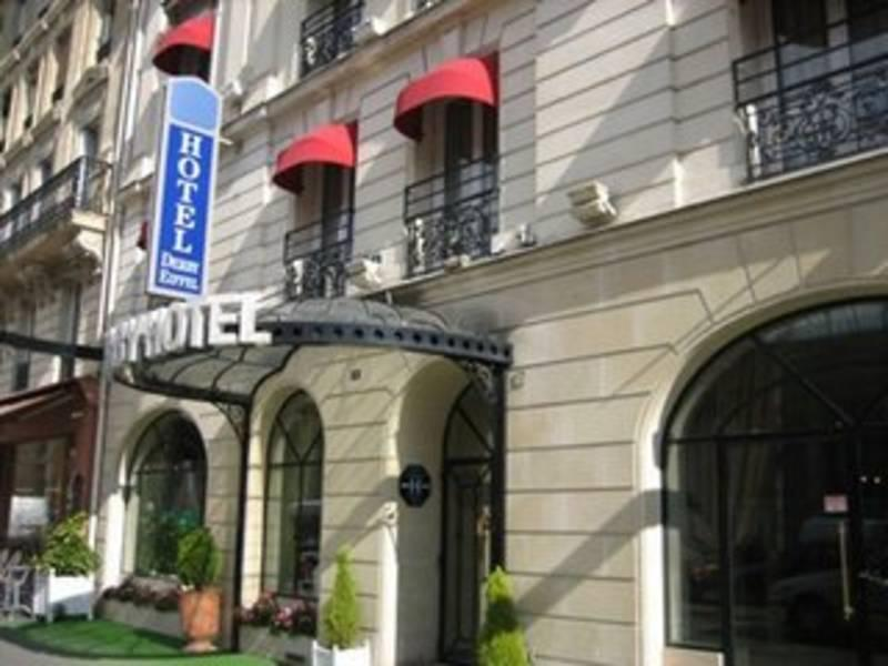 Holidays at Derby Eiffel Hotel in Tour Eiffel & Musee D'Orsay (Arr 7), Paris