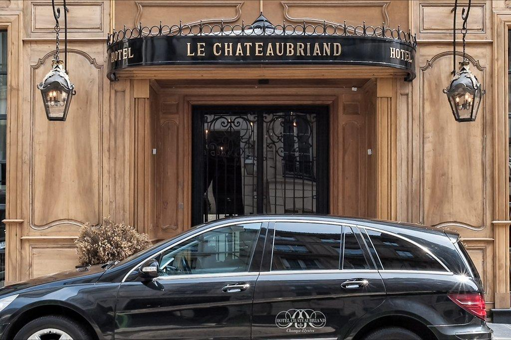 Holidays at Chateaubriand Hotel in C.Elysees, Trocadero & Etoile (Arr 8 & 16), Paris