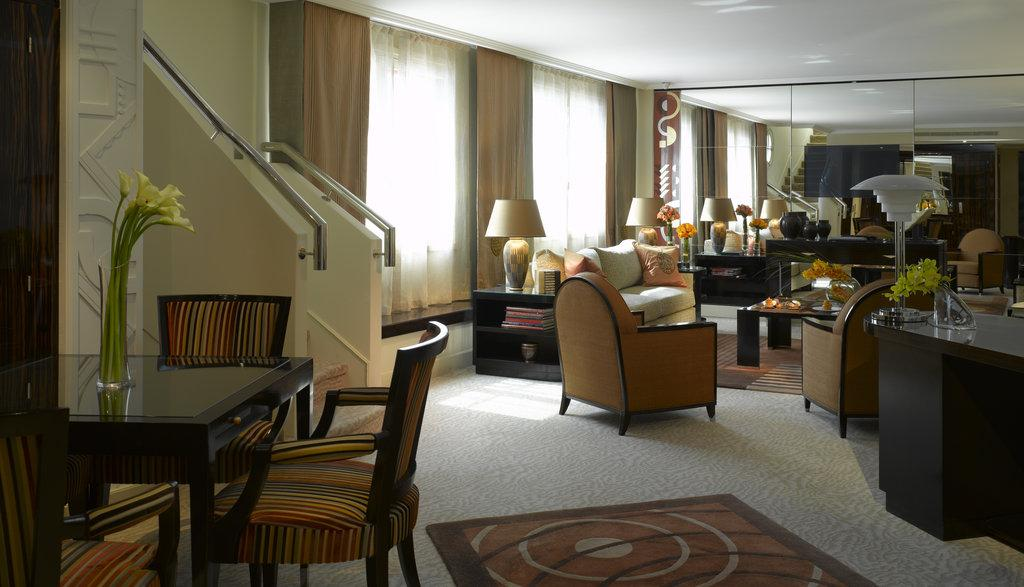 Holidays at Plaza Athenee Hotel in C.Elysees, Trocadero & Etoile (Arr 8 & 16), Paris