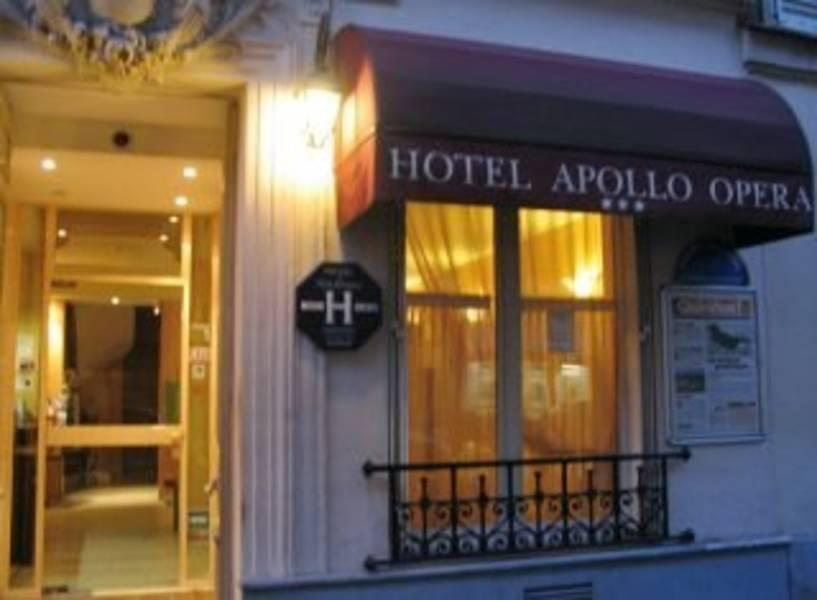Holidays at Apollo Opera Hotel in Opera & St Lazare (Arr 9), Paris