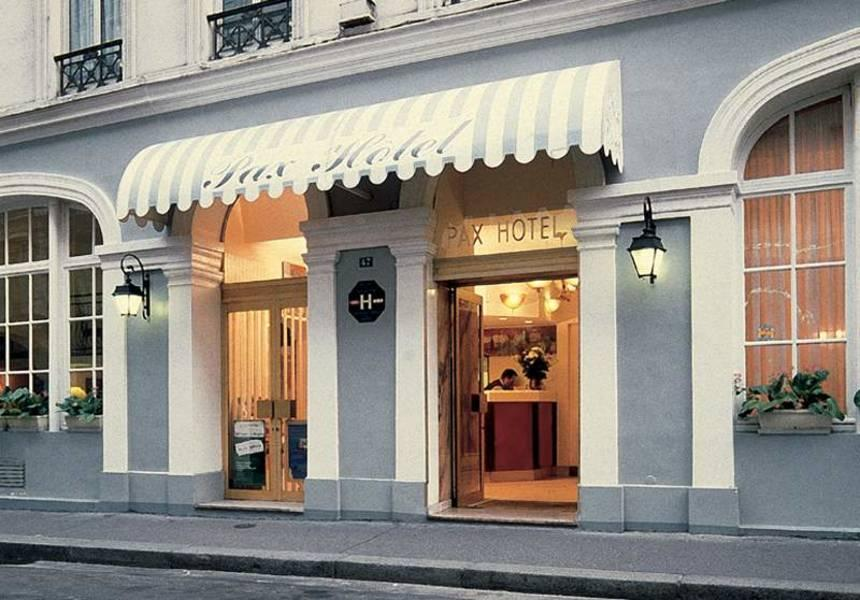 Holidays at Pax Opera Hotel in Opera & St Lazare (Arr 9), Paris