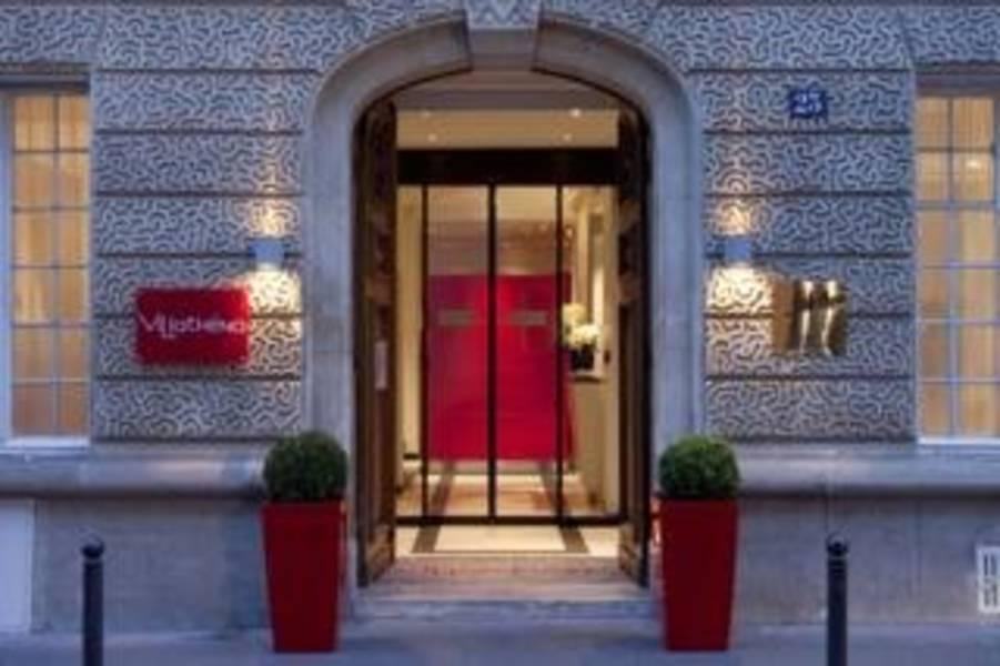 Holidays at Villathena Hotel in Opera & St Lazare (Arr 9), Paris