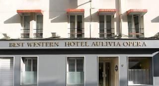 Holidays at Best Western Aulivia Opera Hotel in Gare du Nord & Republique (Arr 10 & 11), Paris
