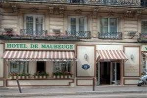 Maubeuge Gare de Nord Hotel