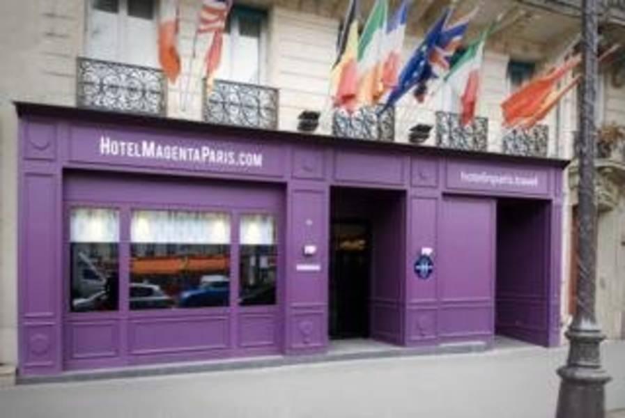 Holidays at Magenta Paris Hotel in Gare du Nord & Republique (Arr 10 & 11), Paris