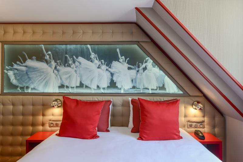Holidays at Regina Opera Hotel in Gare du Nord & Republique (Arr 10 & 11), Paris