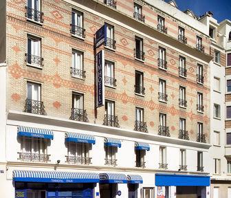 Timhotel Place d'Italie-Butte aux Cailles