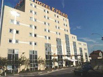 Holidays at Kyriad Porte D'ivry Paris Hotel in Bastille & Bercy (Arr 12 & 13), Paris
