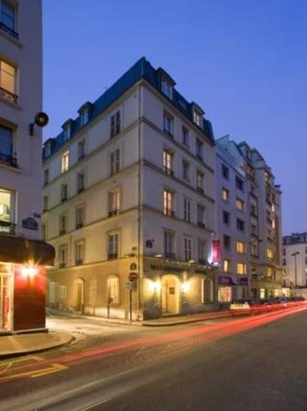Holidays at Romance Malesherbes Hotel in Arc De Triomphe & Pte Maillot (Arr 17), Paris