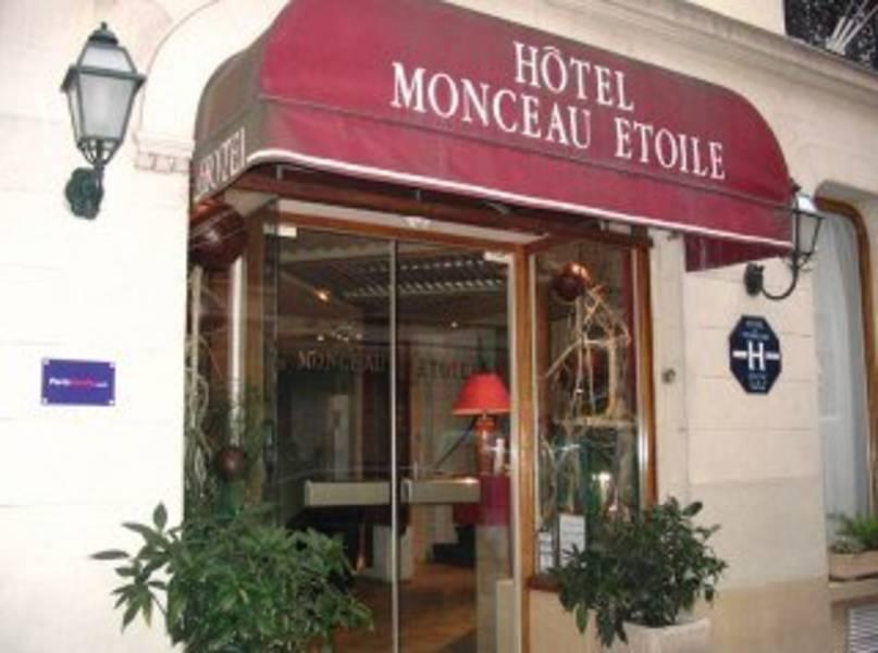 Holidays at Monceau Etoile Hotel in Arc De Triomphe & Pte Maillot (Arr 17), Paris