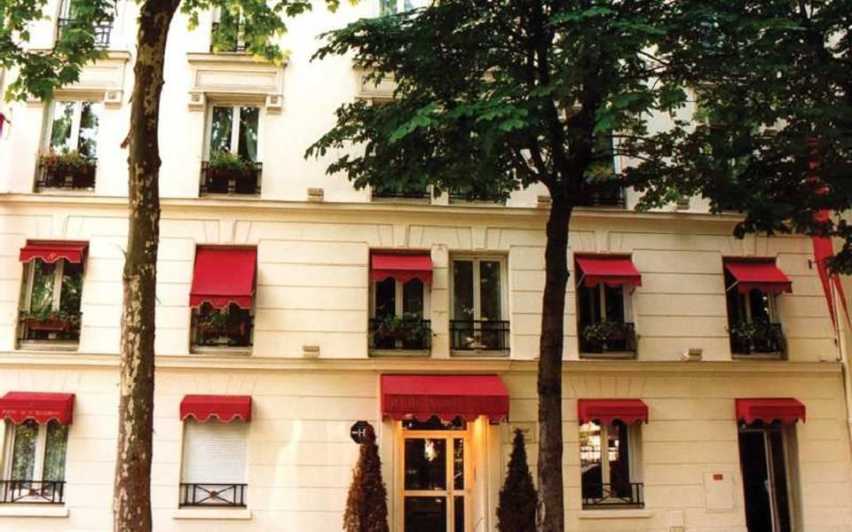 Holidays at Gaston Hotel in Arc De Triomphe & Pte Maillot (Arr 17), Paris