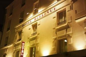 Holidays at Bellevue Hotel Montemarte in Montmartre & Sacre Coeur (Arr 18), Paris