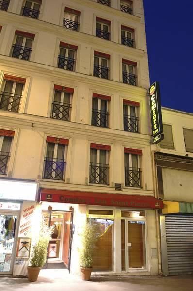 Holidays at Best Western Le Montmartre Saint Pierre in Montmartre & Sacre Coeur (Arr 18), Paris