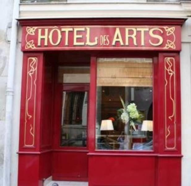 Holidays at Des Arts Hotel in Montmartre & Sacre Coeur (Arr 18), Paris