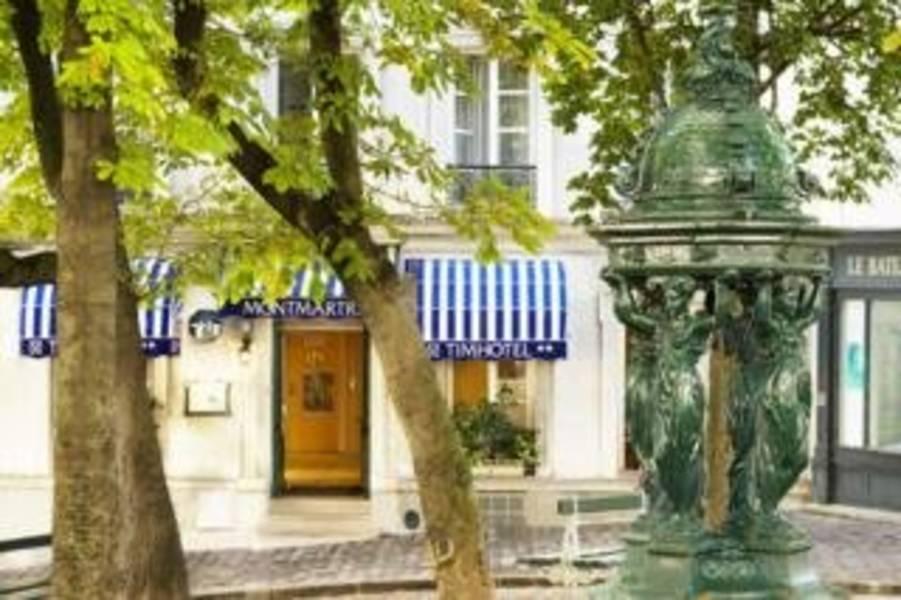 Holidays at Timhotel Montmartre in Montmartre & Sacre Coeur (Arr 18), Paris