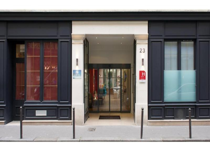 Holidays at Basile Hotel in Opera & St Lazare (Arr 9), Paris